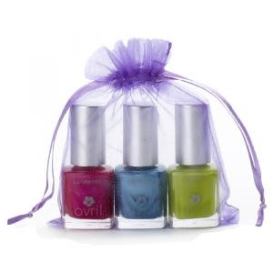 Ongles peps - 3 vernis