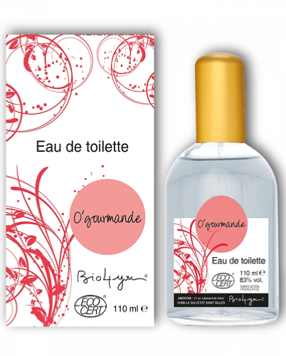 Eau de toilette bio O'Gourmande 100 ml, Bio4you