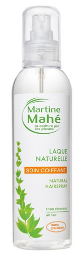 Laque naturelle 200 ml Martine Mahé