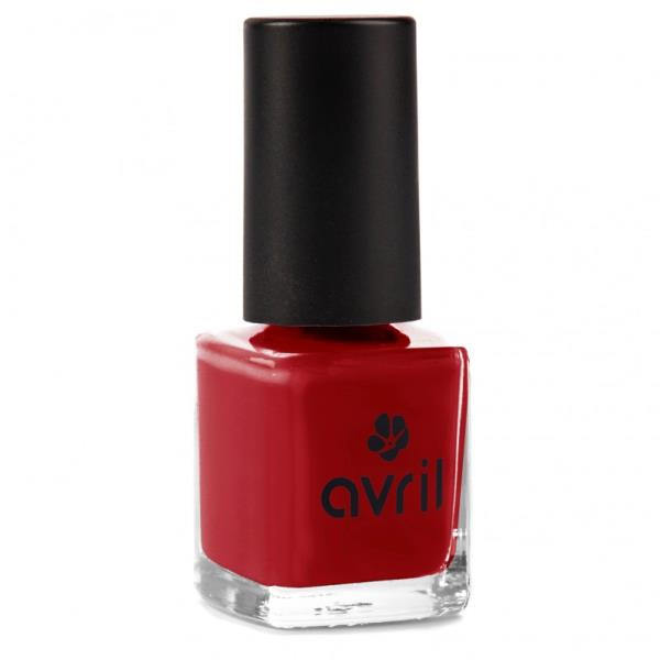 Vernis à ongles Rouge Opéra N° 19 - Avril