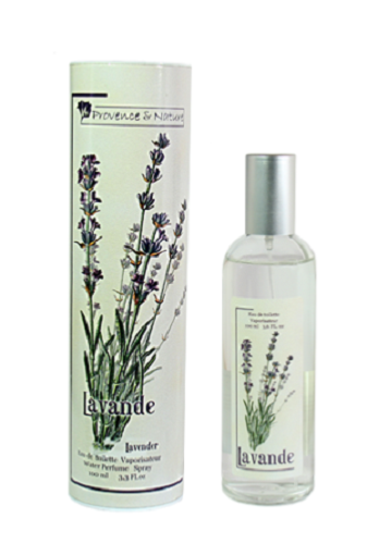 Eau de toilette naturelle Lavande, 100 ml Provence & Nature