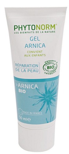 Gel arnica Bio - 50 ml, Phytonorm