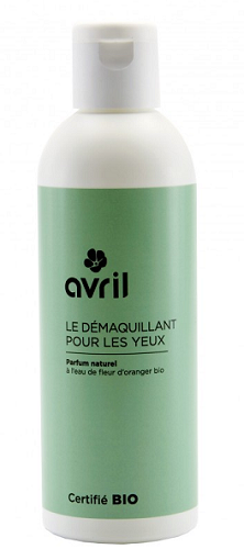 Démaquillant Yeux bio 200 ml AVRIL