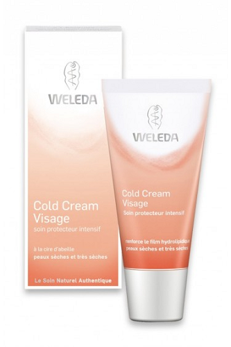 Cold cream visage Weleda