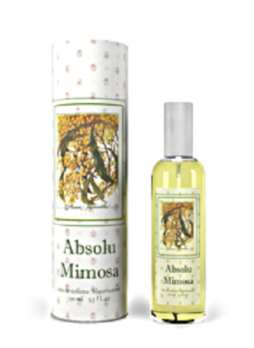 Eau de toilette Absolu Mimosa, 100 % naturelle, 100 ml Provence & Nature