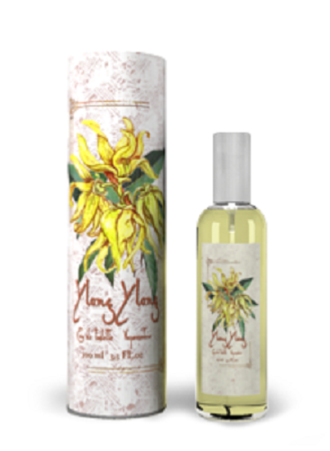 Eau de toilette Ylang Ylang 100 % naturelle, 100 ml Provence & Nature