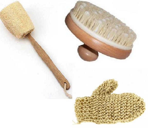 lot 3 minceur 3 articles minceur 1 gant sisal 1 brosse loofah et 1 brosse anti cellulite. Black Bedroom Furniture Sets. Home Design Ideas