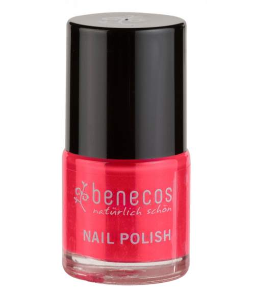 Vernis à ongles Rouge Flashy (Hot Summer) Benecos