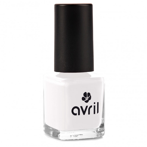 Vernis à ongles French Blanc N° 95 - Avril