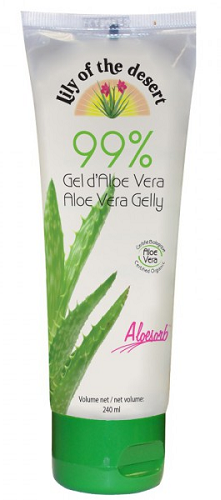Gel d'aloe vera 99%, 240 ml - Lily of the desert