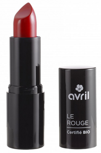 Rouge à lèvres Hollywood 598 - Certifié bio - AVRIL