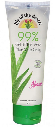Gel d'aloe vera 99%, 120 ml - Lily of the desert