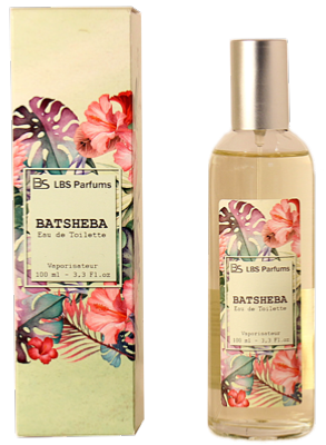 Batsheba - Eau de toilette naturelle,100 ml LBS Parfums