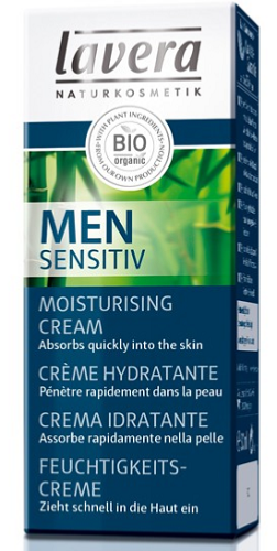 Men Sensitiv crème hydratante 30 ml, Lavera