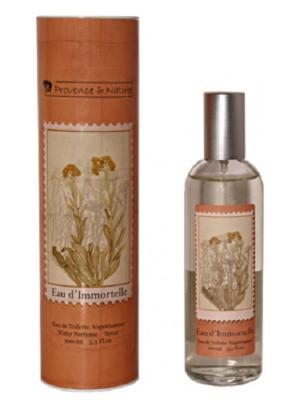 Eau de toilette naturelle IMMORTELLE , 100 ml Provence et Nature
