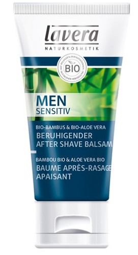 Men Sensitiv, Baume après rasage BIO - 50 ml, Lavera