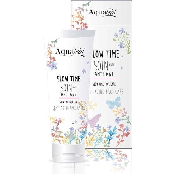 Soin visage anti-age slow time - Aquateal