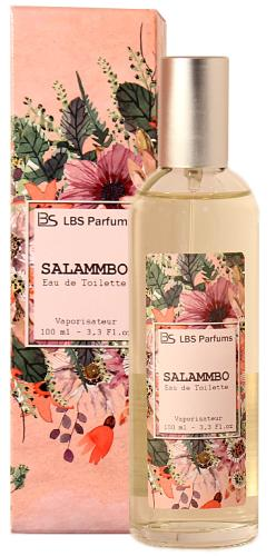 Salammbo - Eau de toilette naturelle,100 ml LBS Parfums
