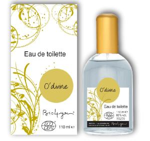 Eau de toilette bio O'divine 100 ml, Bio4you