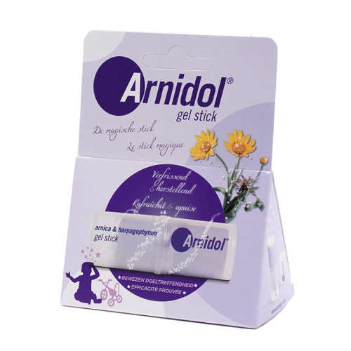 Arnidol gel contre les bobos - stick 15 ml