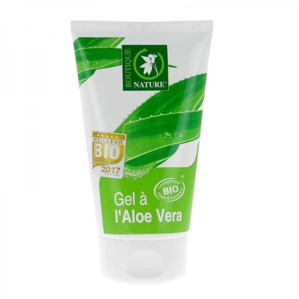 Gel aloe vera 99% bio - Boutique Nature