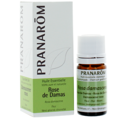 HE Rose de Damas - 2 ml, Pranarom